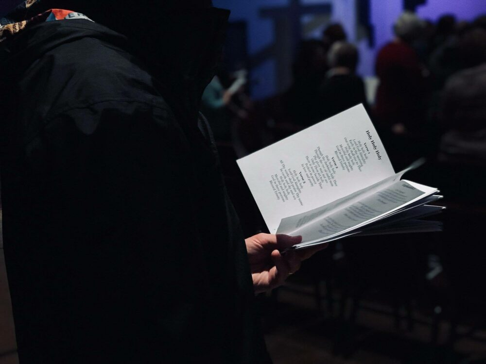 Chor in der Kirche